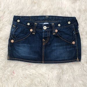 True Religion Mia Heritage Big T Denim Min…